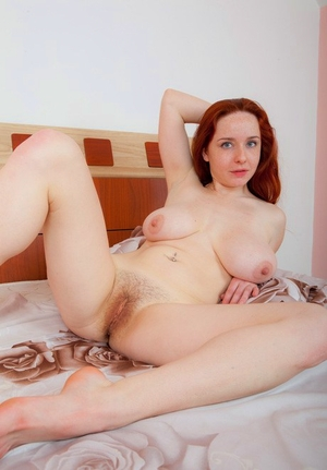 Saggy Tits Hairy Pussy Porn