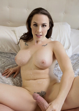 Scorching MILF Chanel Preston wakes up kinky and wanting to fuck her boy friend