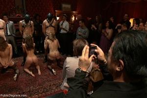 Public Disgrace James Deen, Remy LaCroix