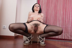 Big naked ass hairy pussy - 7