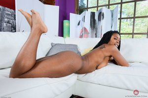 Black girl hairy pussy pic on XXX - 6