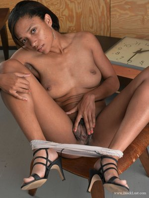 Images of black hairy masturbating pussy - 11