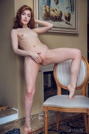 Hairy red pussy pantie pics - 2