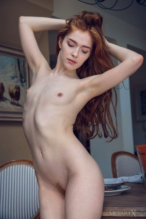 Hairy red pussy pantie pics - 4