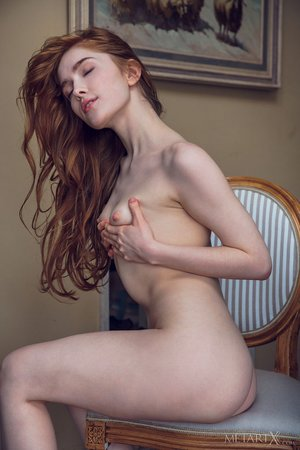 Hairy red pussy pantie pics - 9