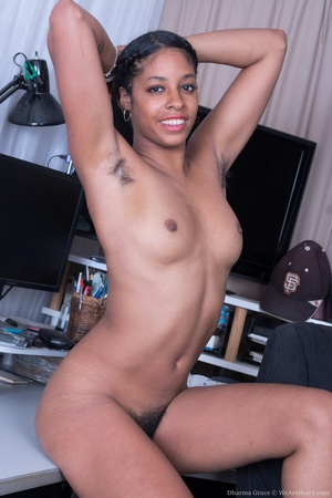 Download photo of hairy pussy of a black woman - 12