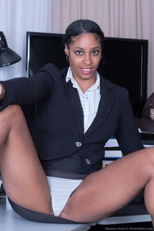 Download photo of hairy pussy of a black woman - 2