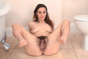 Spread hairy pussy asshole pic - 16