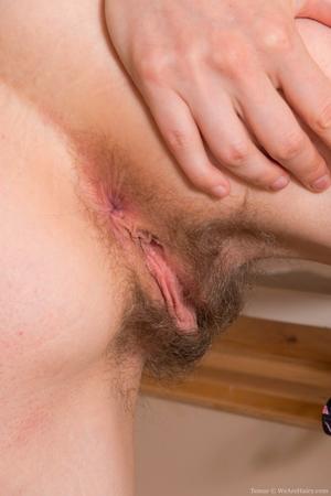 Big ass hairy MILF pics - 10