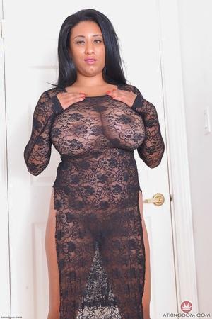 Hairy black pussy pics and big masive tits - 1