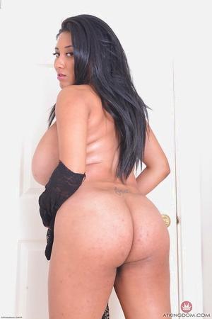 Hairy black pussy pics and big masive tits - 6