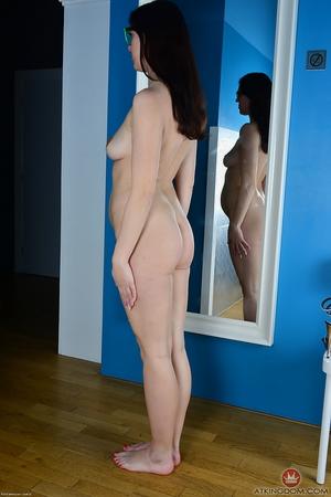 Hairy ass MILF panty pics HD - 15