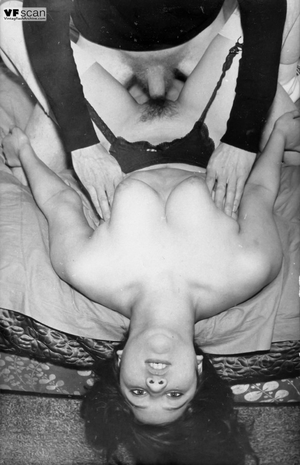 Vintage moms hairy pussy pics - 6