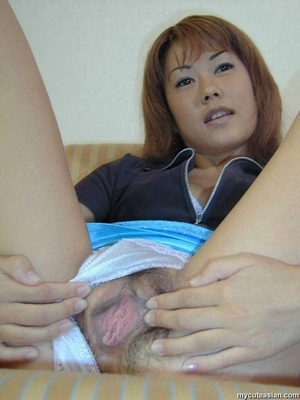 Girls asian hairy pussy pic - 7