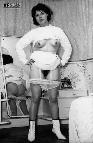 Hairy pussy vintage - 1