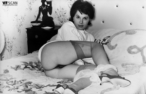 Hairy pussy vintage - 4
