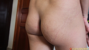 My very first hairy creampie pics - 7