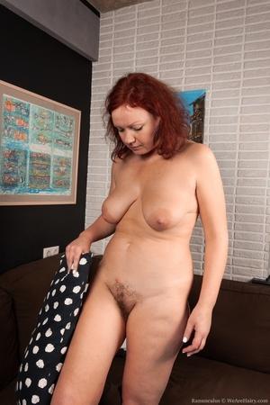 Hairy mature women - 11