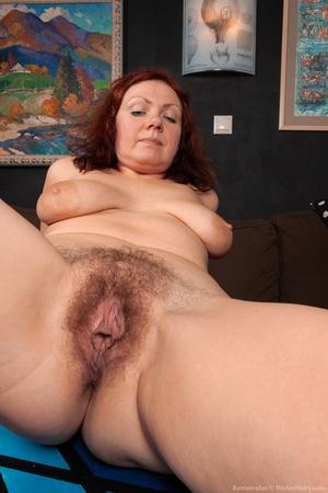 Hairy mature women - 13