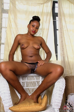 Ebony mature mom