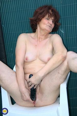 Hairy Grannies - 5