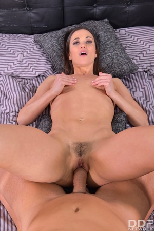 Missionary hairy pussy position POV pics - 18