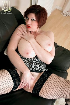 Fat hairy pussy close up - 6