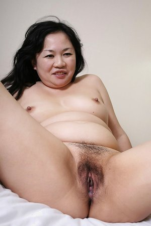 BBW japan hairy open pussy picture - 16