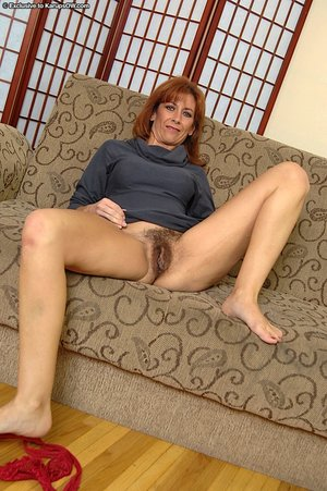 Mature hairy pussy - 3