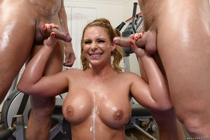 Extreme oiled hairy pussy pic - 16