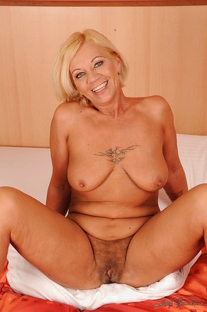 Hairy pussy old - 11